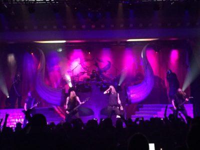 Amon Amarth 2016 Tampa US Tour