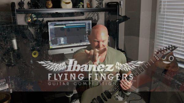 Ibanez Flying Fingers 2017