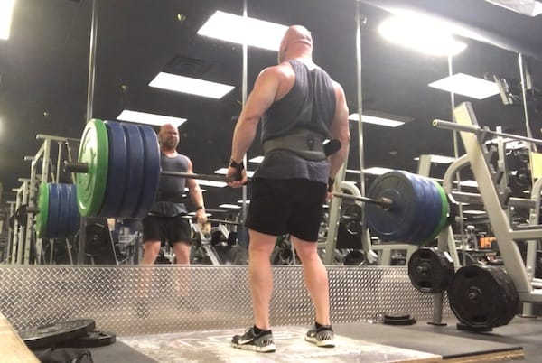 dead lifts strength and conditioning