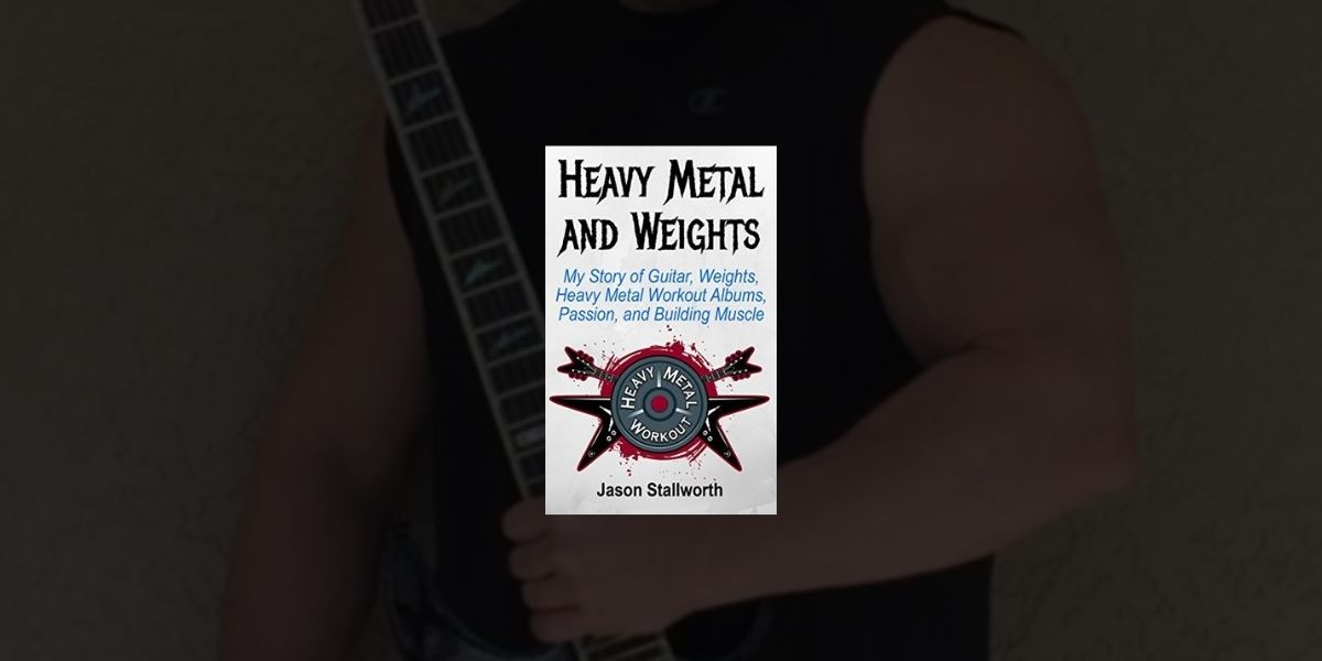 heavy metal and weights book amazon
