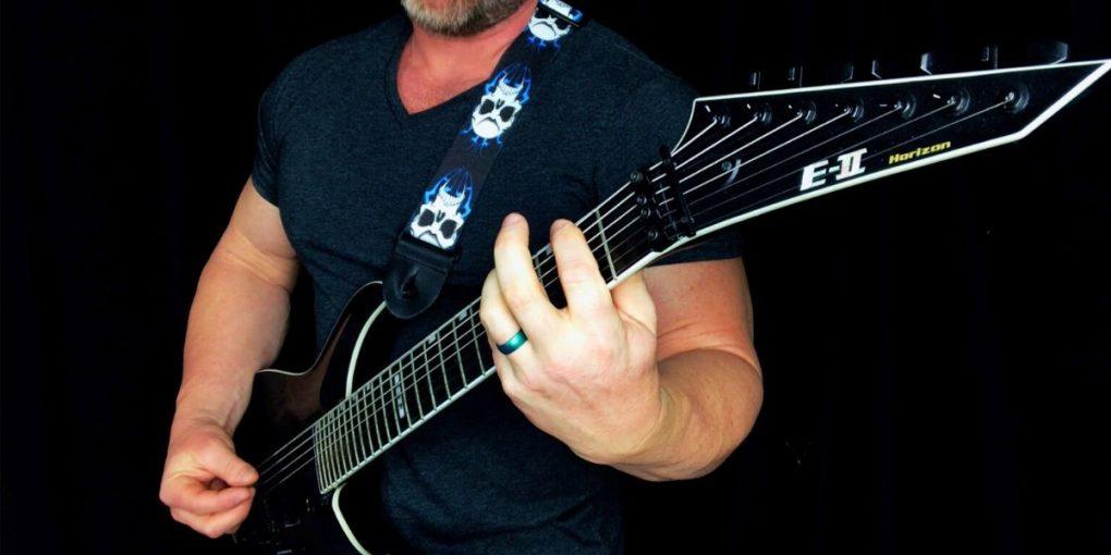 ESP EII Horizon FR-7 metal guitar review