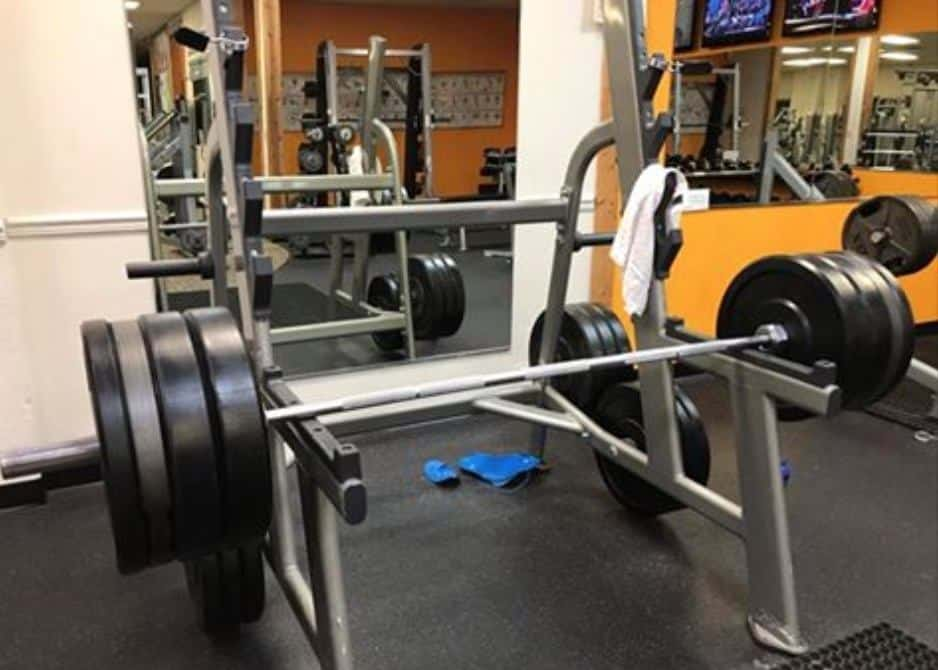 strength and conditioning workout