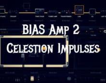 BIAS Amp 2 Celestion impulses