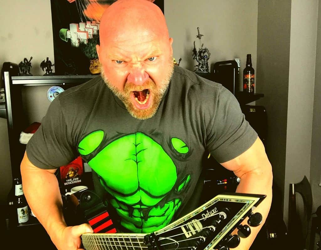aggressive metal music jason stallworth