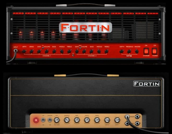 Fortin NTS and Nameless Metal Amp Sims | Neural DSP