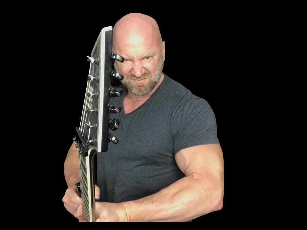 Jason Stallworth Metal Guitarist and Musician