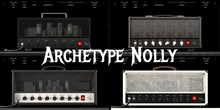 Archetype Nolly clean rock metal tones