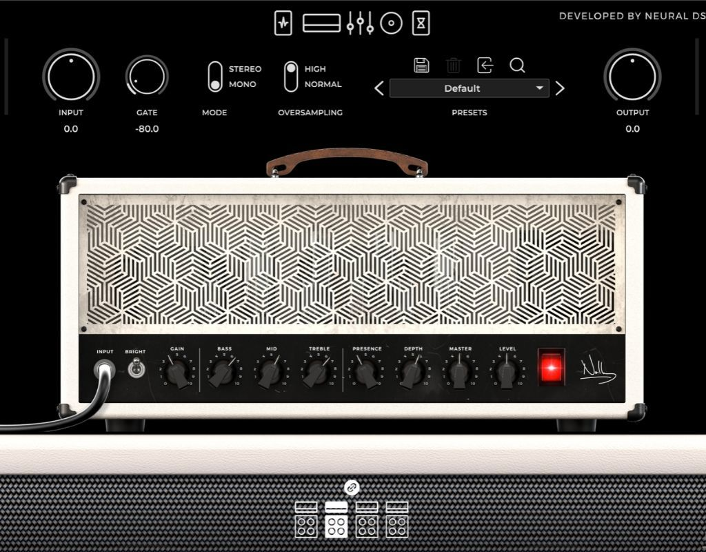 Archetype Nolly dirty rock amp