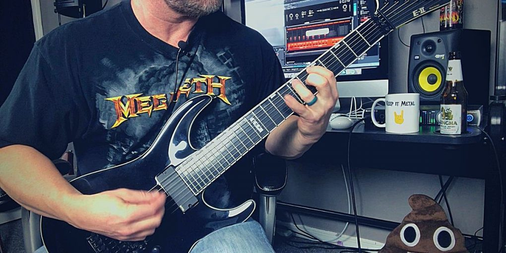 how to become a better metal guitarist
