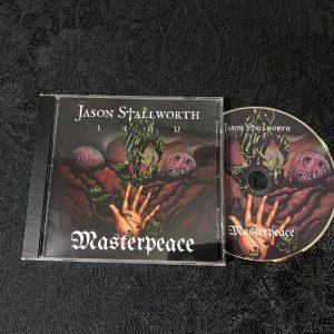 Jason Stallworth Masterpeace Album - CD