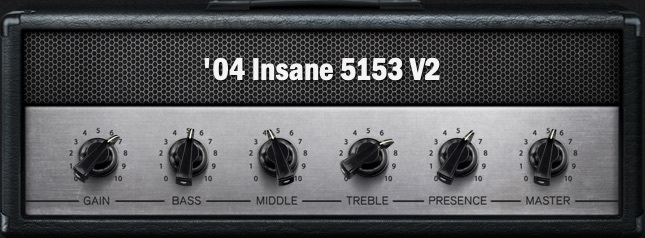 BIAS FX 2 04 Insane 5153 V2 settings EQ