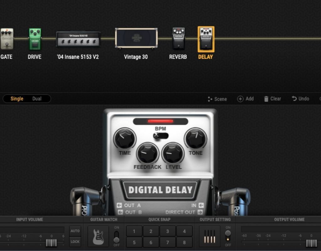 BIAS FX 2 digital delay