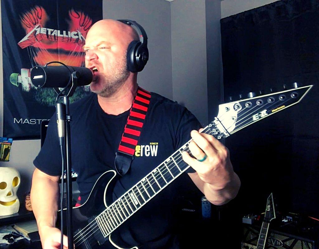 Live stream Jason Stallworth metal musician