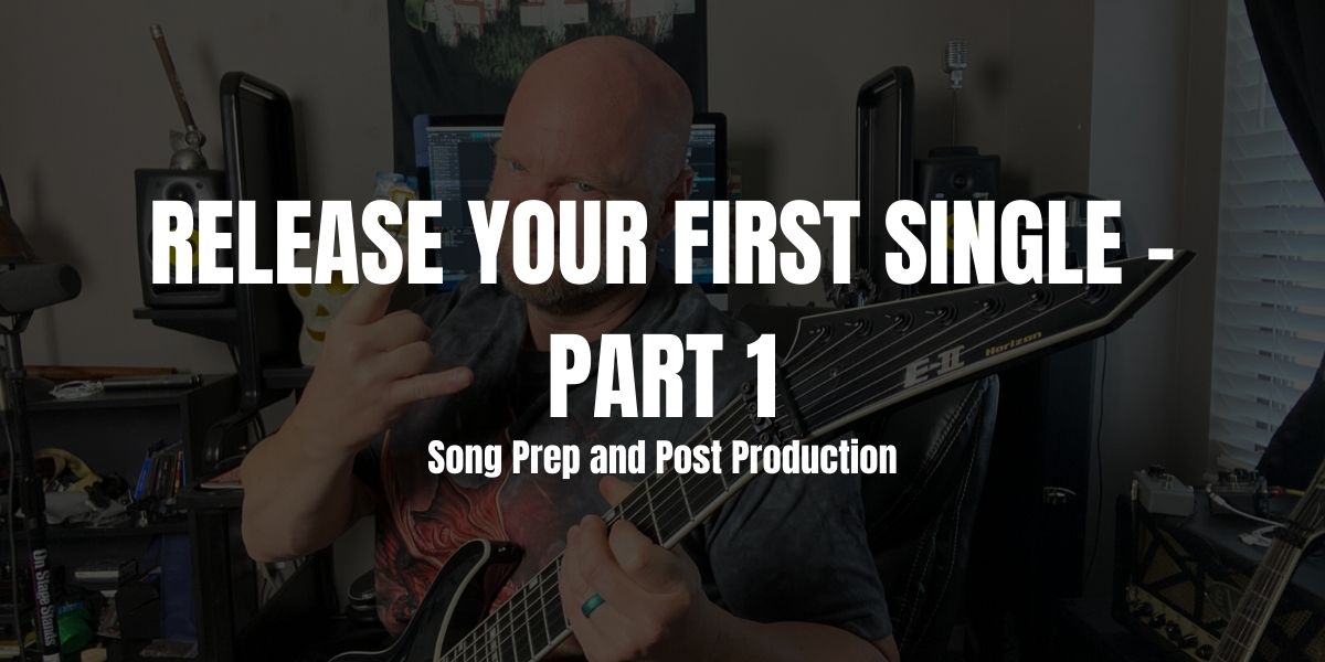 release your first single part 1