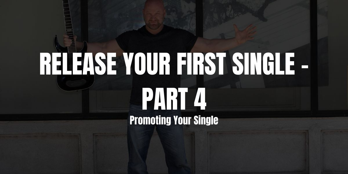 release your first single part 4