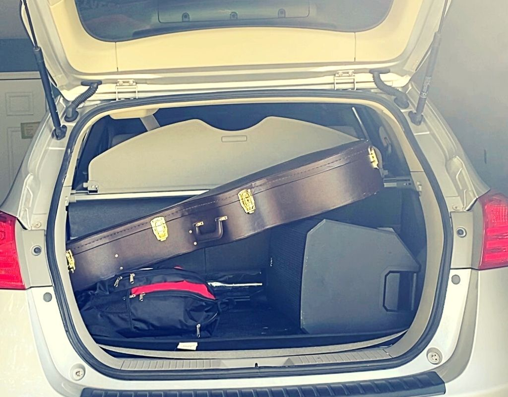 Gear for live acoustic gigs