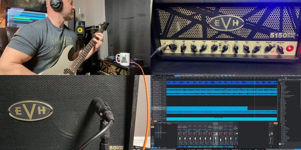Recording and Mixing Metal guitar complete guide