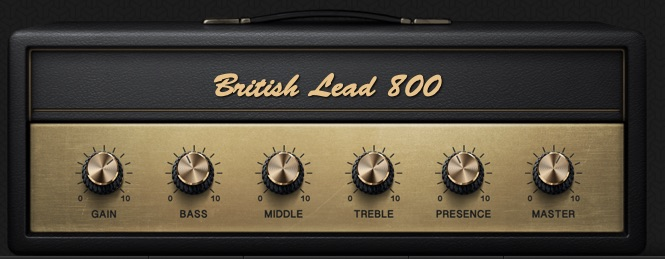 BIAS Amp 2 - British Lead 800