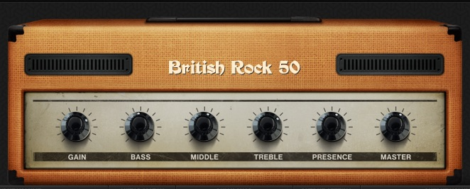 BIAS Amp 2 British Rock 50