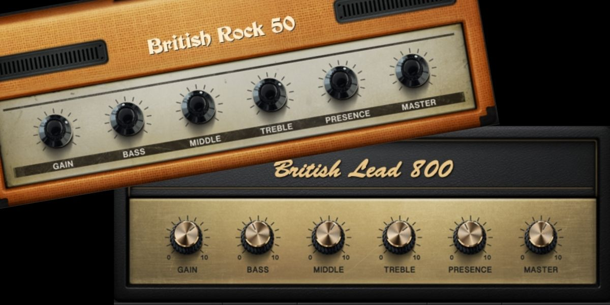 BIAS Amp 2 Hard Rock - British Rock 50 British Lead 800