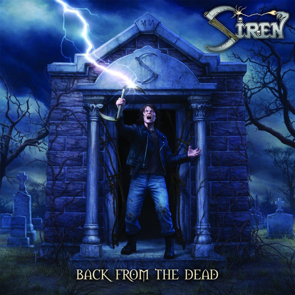 Siren Back from the Dead Album