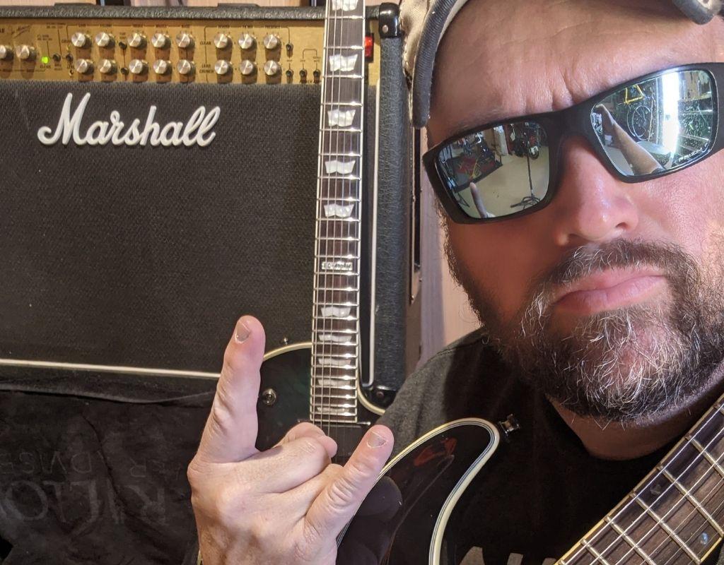 Metal Riff Master testimonial - Woody
